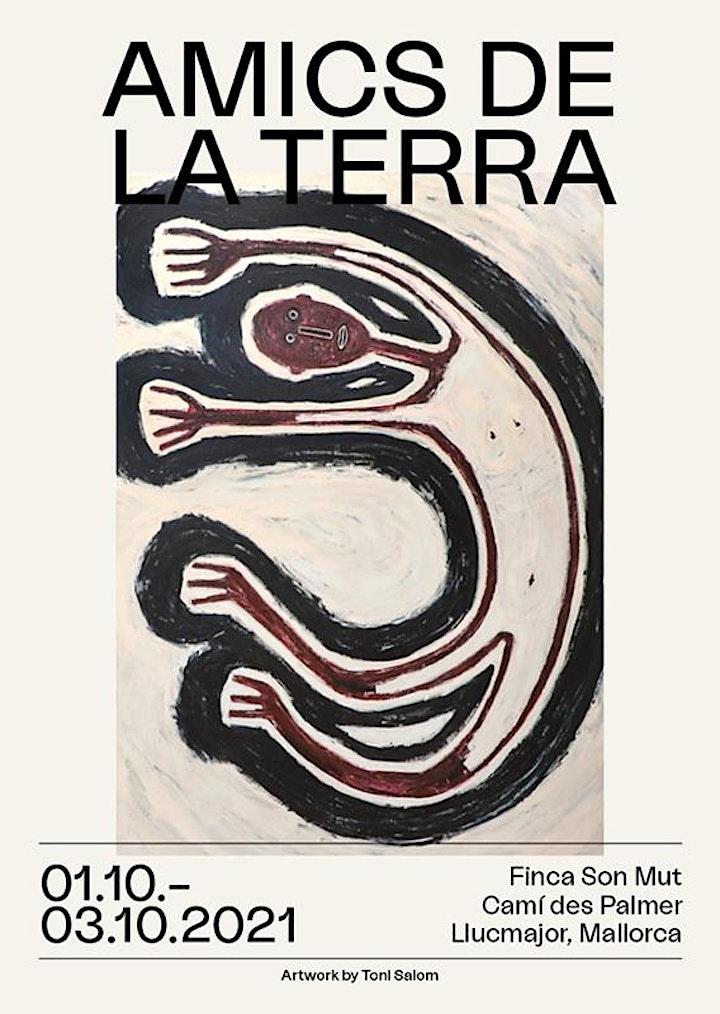 Amics de la Terra ART Exhibition | Finca Son Mut Nou Mallorca October 1 - image