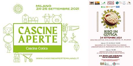 Cascine Aperte Milano: Riso in Cotica biglietti
