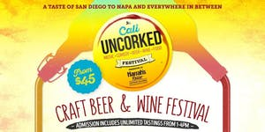 CALI UNCORKED presented by Harrah's Resort of Southern...