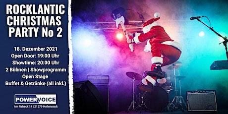 ROCKLANTIC CHRISTMAS PARTY No 2 Tickets