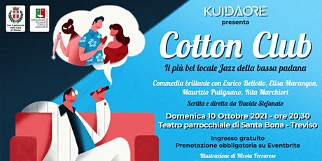 Cotton Club biglietti