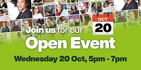 Wakefield College Open Event - Castleford Campus tickets