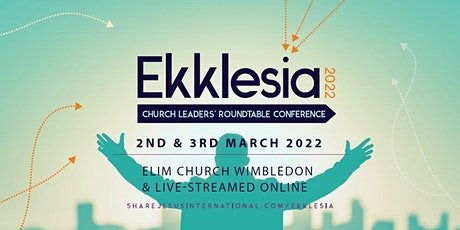 Ekklesia 2022: Church Leader's Conference tickets
