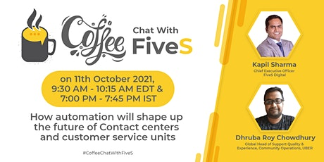 Impact of Automation on future of contact centers and customer service unit tickets