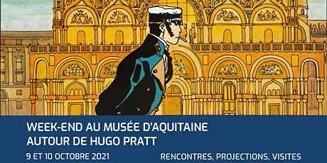 Rencontre avec Laureline Mattiussi autour d'Hugo Pratt | musée d'Aquitaine billets