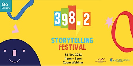 Mermaid's Songs and Dragon's Tears [398.2 Storytelling Festival 2021] tickets