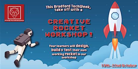 Creative Rocket Workshop - Primary Students tickets