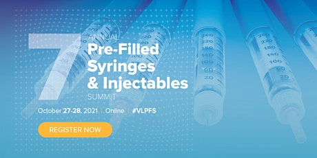 7th Annual Pre-Filled Syringes & Injectables Summit tickets
