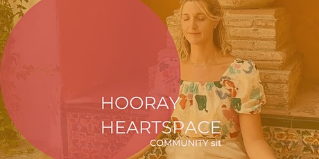 Weekly Community Sit guided by Gaëtane (ONLINE live meditation) tickets