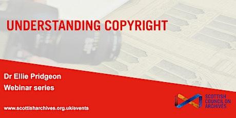 Understanding Copyright: Exhibitions tickets
