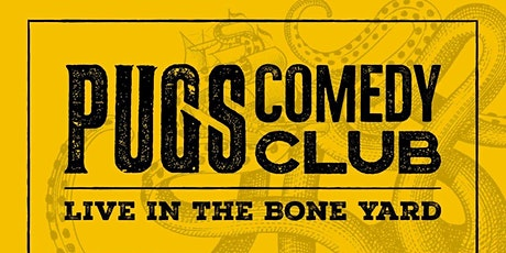 Pugs Comedy Club in association with Downs Syndrome Association tickets