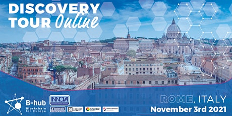 Blockchain Discovery Tour: We STARTUP in Rome! tickets