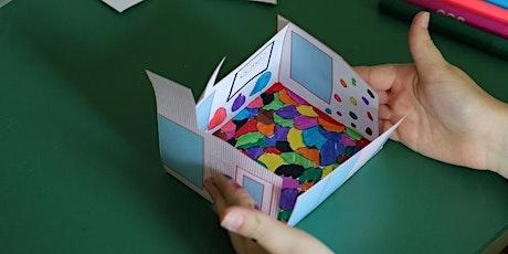 Kids workshop: 3D design with Sam Brown tickets