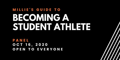 PANEL | Millie's Guide to Becoming a Student Athlete tickets