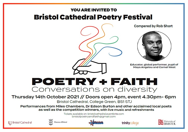 Cathedral Poetry Festival 2021 image