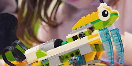 Herfstvakantie ExperienceLab: LEGO Bouwsessie tickets