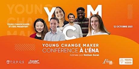 Young Change Maker à l'ENA! Saison 2. billets