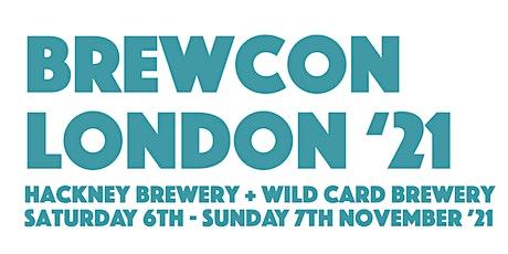 BrewCon London '21 tickets