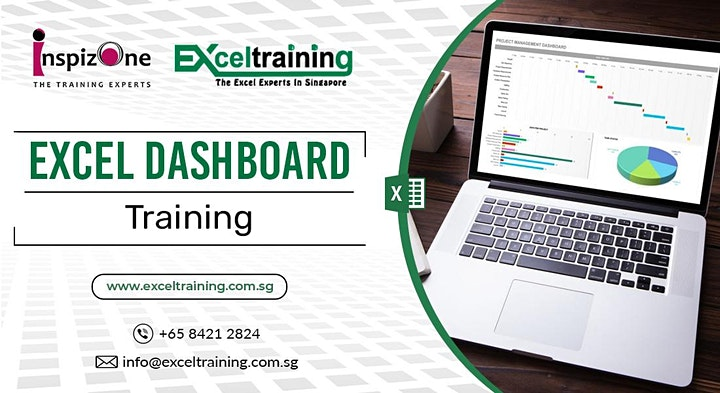 Learn Skill Future Approved Excel Dashboard Training at Excel Trainings image