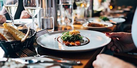 Islington - Rebuilding a greener hospitality sector tickets