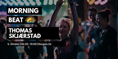 Morning Beat // Thomas Skjærstad tickets