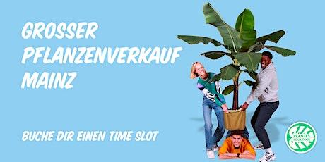 Großer Pflanzenverkauf - Mainz billets
