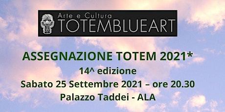 Assegnazione Totem 2021 biglietti