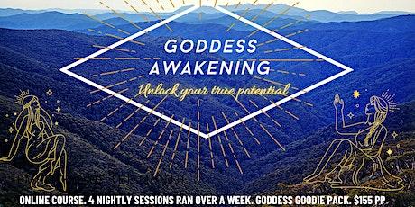 Goddess Awakening - Unlock Your Full Potential tickets