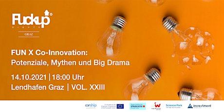 FUN X Co-Innovation: Potenziale, Mythen und Big Drama Tickets