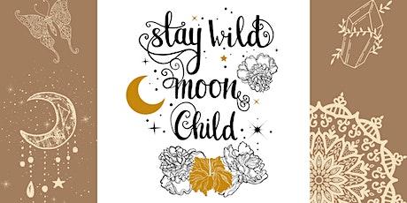 Stay Wild Moon Child Children's Workshop tickets