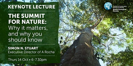 The Summit for Nature: Why it matters, and what you should know tickets