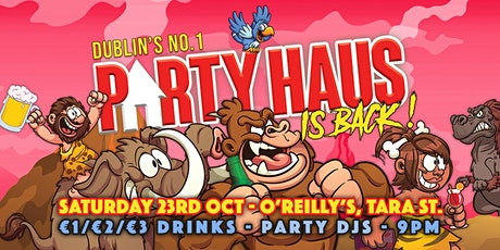 O'Reilly's | Nightlife Re-Opening Weekend | Saturday 23rd Oct tickets