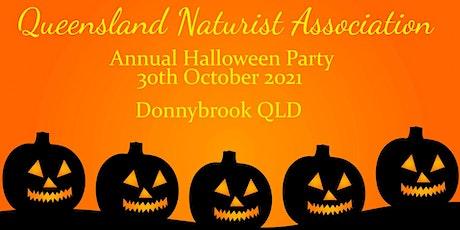 Naturist Halloween Party tickets