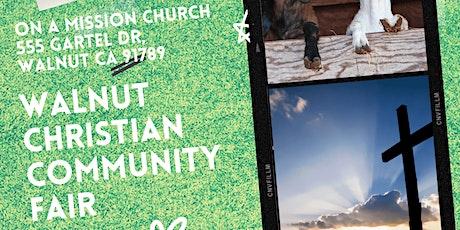 AIB2B Annual Walnut Christian Community Fair tickets