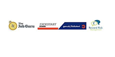 Grow Your Business using The Kickstart Scheme tickets