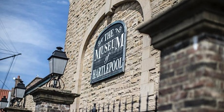 Museum of Hartlepool - Create Halloween Characters Session 1 - 10-11 tickets
