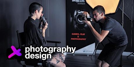 Media School: Photography & Video Workshop + Open Day tickets