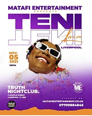 TENI LIVE IN LIVERPOOL tickets