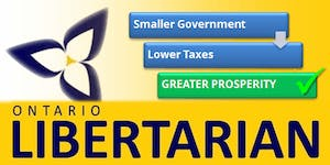 Ontario Libertarian Party: Welcome