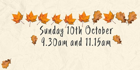 Newcastle Presbyterian Church service 10th October at 9.30 and 11.15am. tickets