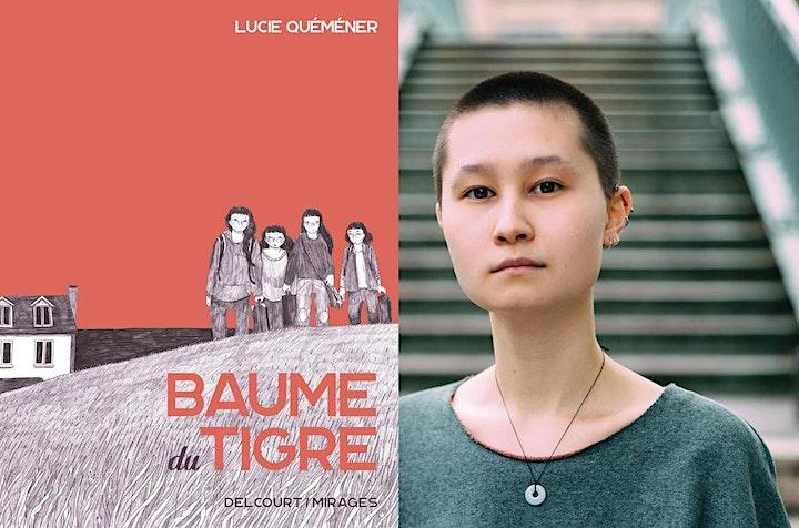 Image pour Concert dessiné : Lucie Quémener et Domitie