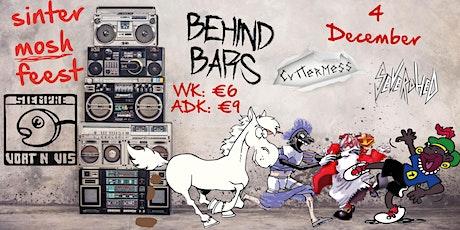 Behind Bars, Cuttermess & Severdhed billets