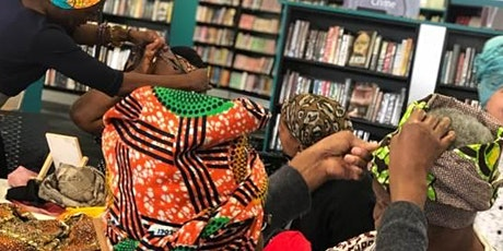 The Art of African Head Wrapping tickets