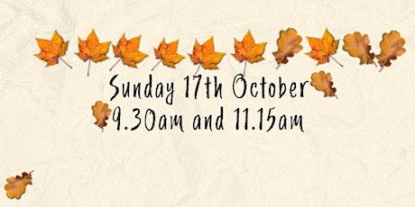 Newcastle Presbyterian Church Sunday Service 17th October tickets