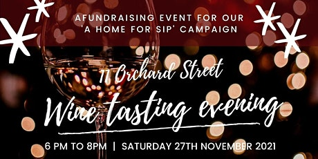 Wine Tasting evening - A SIP Fundraising Event tickets