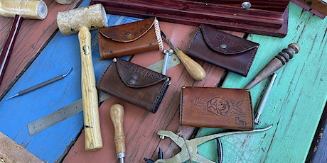 Traditional Leathercraft Workshop - Alice Springs tickets