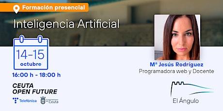 Formación Presencial   Inteligencia Artificial tickets
