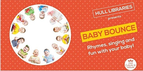 Baby Bounce - Avenues Library tickets