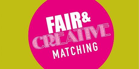 Fair&Creative: Wie kreativ sind ein-Personen-Unternehmen Tickets