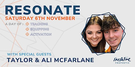Resonate Prophetic Mentoring and Development day with guests tickets